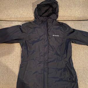 EIC Women's Columbia Omni-Tech Rain Jacket